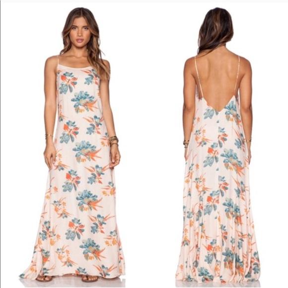 b8c4fa6e17d49 Free People Dresses & Skirts - Intimately Free People Star Chasin Maxi Dress  NWOT